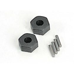 Fälgnav sexkant 12mm (2)