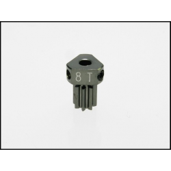 Mini-Z 7075 Alloy S3 Pinion