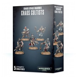 Chaos Space Marines: CHAOS...
