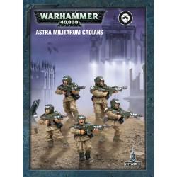 Astra Militarum: CADIANS