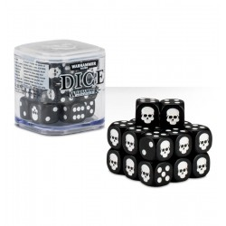 12MM DICE SET 6-PACK