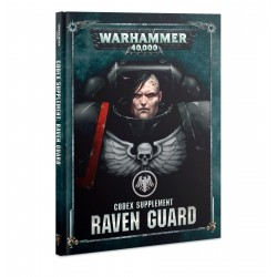 Codex: RAVEN GUARD (HB,eng)