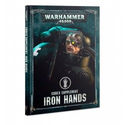 Codex: IRON HANDS (HB, eng)
