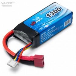 Li-Po Batteri 3S 11,1V...