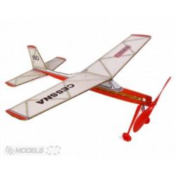 Cessna 180 byggsats i balsa...