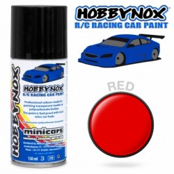 Röd R/C Racing Car Spray...