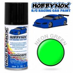 Neon Grön R/C Racing Car...