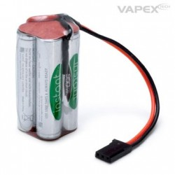 Mottagarbatteri NiMH 4,8V...