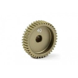 Piniondrev Alum. 40t 64P smal
