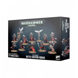 Adepta Sororitas: Battle...