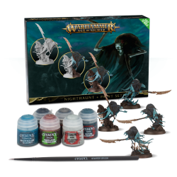 Nighthaunt +paint set
