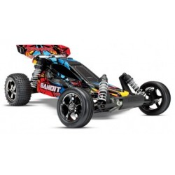 Bandit VXL 2WD 1/10 RTR TQi...